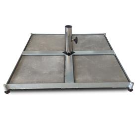 Galvanized Steel Base